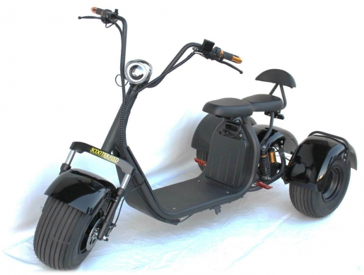 Brand New 3000W Harley Citycoco tricycle, Dar es Salaam - Tanzania