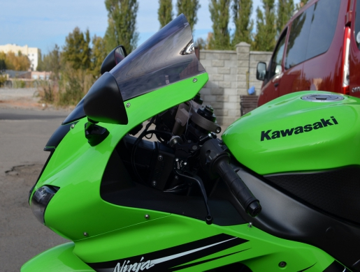 2010 Kawasaki ZX6R Ninja, Nairobi -  Kenya