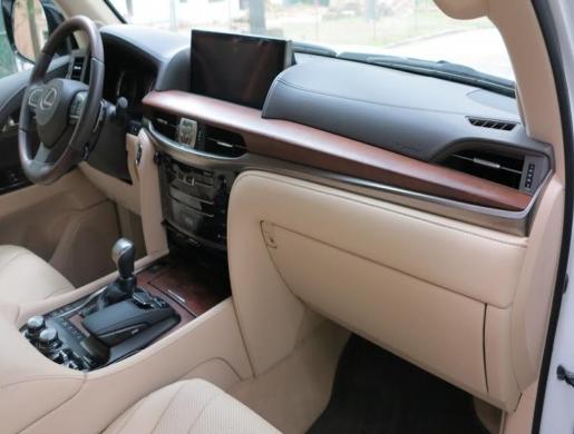 2016 Lexus LX 570, Garissa -  Kenya
