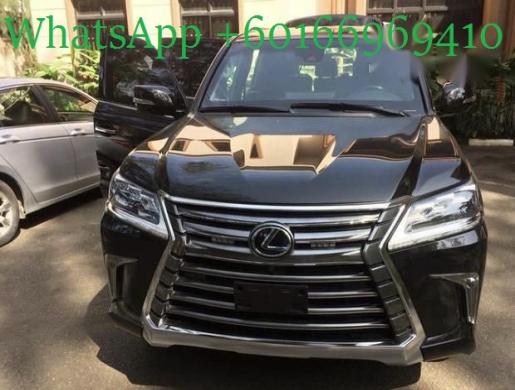 2018 Lexus LX 570, Nairobi -  Kenya