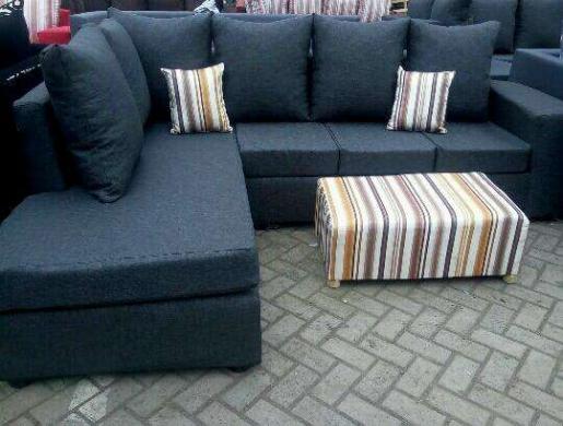 6 Seater L Shape Sofas Nairobi Kenya
