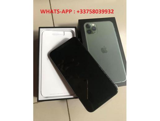 Apple iPhone 11 Pro Max - 512GB Whats-App : +33758039932, Nairobi -  Kenya