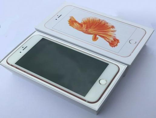 Apple iPhone 6s Plus 64GB Rose Gold (Unlocked)  (CDMA + GSM) Boxed NEW, Dar es Salaam - Tanzania