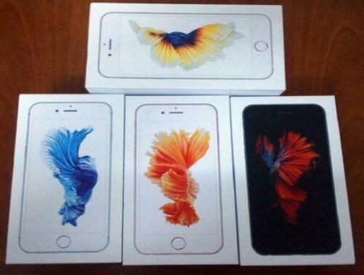 Apple iPhone 6s Plus 64GB Rose Gold (Unlocked)  (CDMA + GSM) Boxed NEW, Arusha - Tanzania