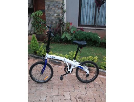 B-Fold 300 Folding Bike (INCLUDES BIKE PUMP), Nairobi -  Kenya