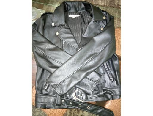 Biker medium leather jacket, Nairobi -  Kenya