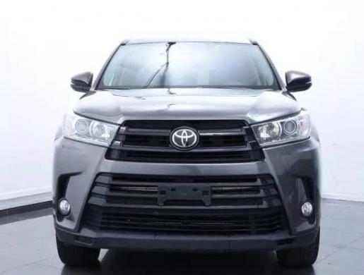 Buy 2019 Toyota Highlander SE Used For Sale, Nairobi -  Kenya