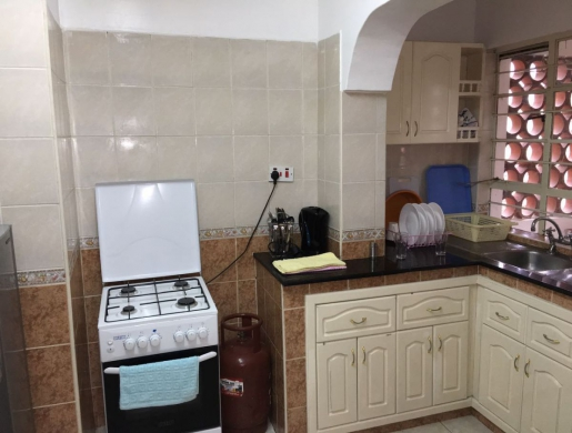 Cozy 2 Bedroom Furnished Apartment, Nairobi -  Kenya