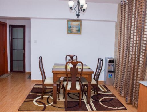 Executive 2 Bedroom Furnished Apartment in Kilimani Nairobi, Nairobi -  Kenya