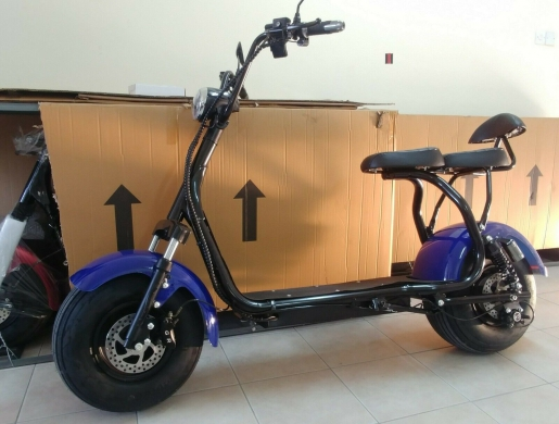 For Sale  Electric scooter citycoco 3000W motor with 20ah battery, Dar es Salaam - Tanzania