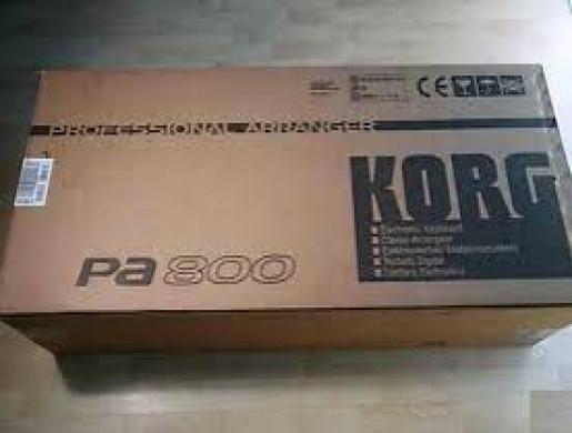 KORG PA600 / KORG PA800 / KORG PA3X, Bujumbura -  Burundi