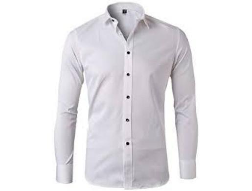 Men's White Shirt, Ibadan -  Nigeria