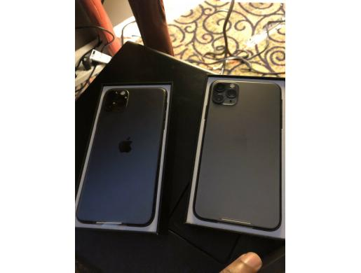 NEW SEALED APPLE IPHONE 11 Pro Max 512GB - GOLD (FACTORY WORLDWIDE UNLOCKED), Singida - Tanzania