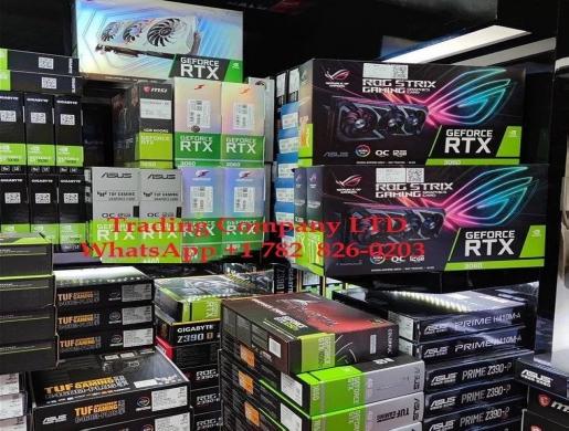 original graphics cards asus msi evga Gigabyte , Nairobi -  Kenya