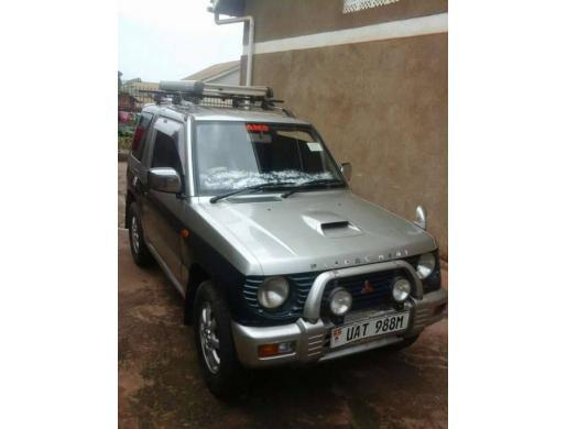 Pajero Mini For Sale On Uat Kampala Uganda Cars Car Parts