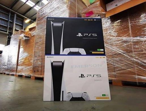PlayStation 5 Console Games, Nairobi -  Kenya