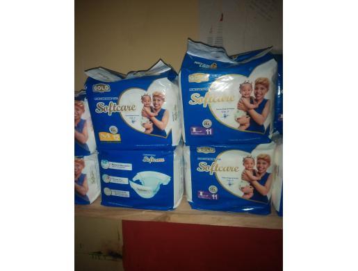 Softcare Baby diaper , Nyeri -  Kenya