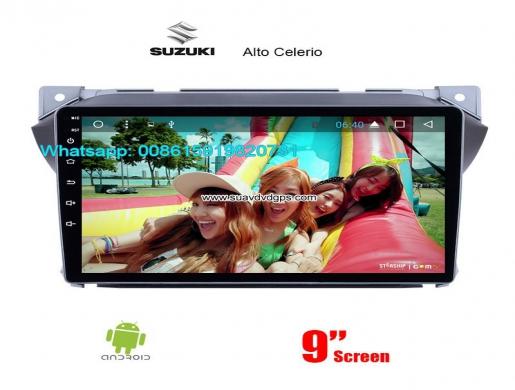 Suzuki Celerio Alto smart car stereo Manufacturers, Nairobi -  Kenya