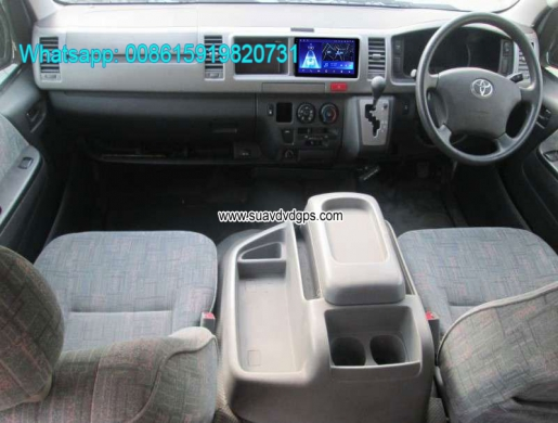 Toyota Hiace 2005-2018 Car radio Video android GPS navigation camera, Dar es Salaam - Tanzania