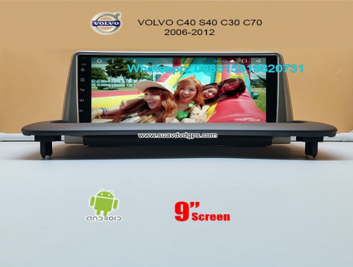 Volvo C30 C40 C70 S40 Car radio Video android GPS navigation camera, Dar es Salaam - Tanzania