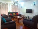 3 Bedroom Furnished Apartment on Riara Rd, Nairobi