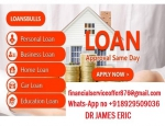 Are you in need of a finance