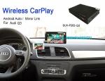 Audi Q3 Wireless Apple CarPlay Box Original Screen Update
