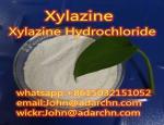 CAS 23076-35-9/7361-61-7 Xylazine , Xylazine hcl ,Xylazine Hydrochloride