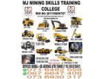 Drill Rig Training in Secunda Ermelo Nelspruit Witbank Kriel 0716482558/0736930317