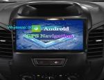 Ford Ranger Car stereo audio radio android GPS navigation camera