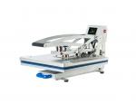 heat transfer press sublimation machine Auto open slide out