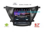 Hyundai Elantra Android car player
