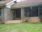 Kileleshhwa 2 br bungalow furnished to let-