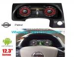 Nissan Patrol Refit Car multimedia dashboard Modification Android Car GPS