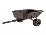Ohio Steel 12.5 CF Hybrid Poly Swivel Dump Cart