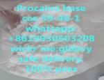 procaine base/procaine hcl/procaine cas 59-46-1 factory manufacturer supplier direct supply (whatsapp:+8619930503208)