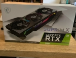 Suprim GeForce RTX Graphics card Gpu