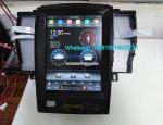TOYOTA Crown vertical Tesla Android radio GPS navigation